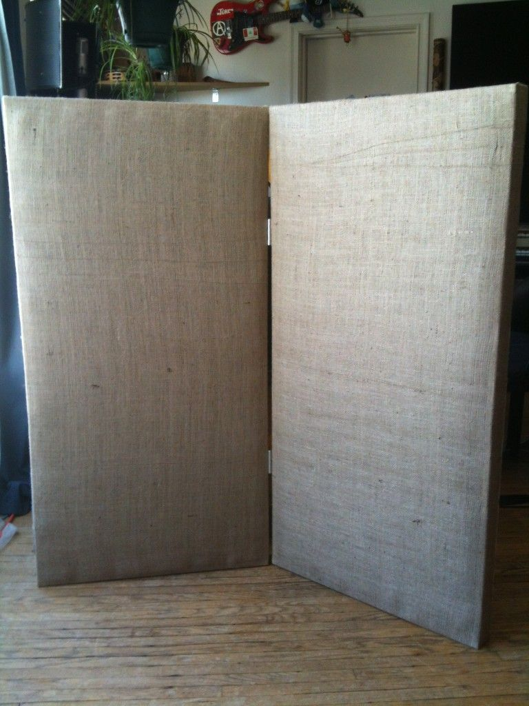 Hinged Sound Absorption Panels For The Home Pinterest