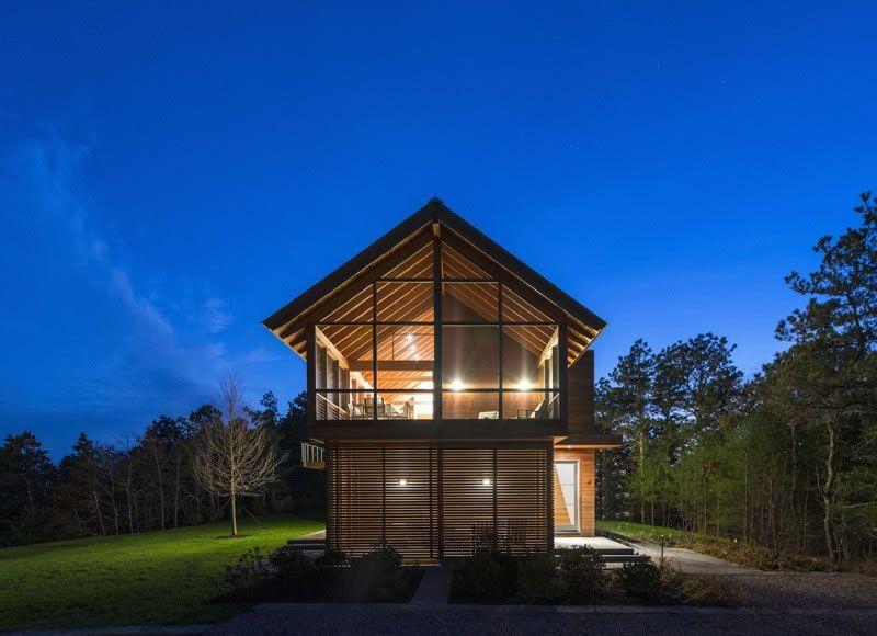 North Pamet Ridge House