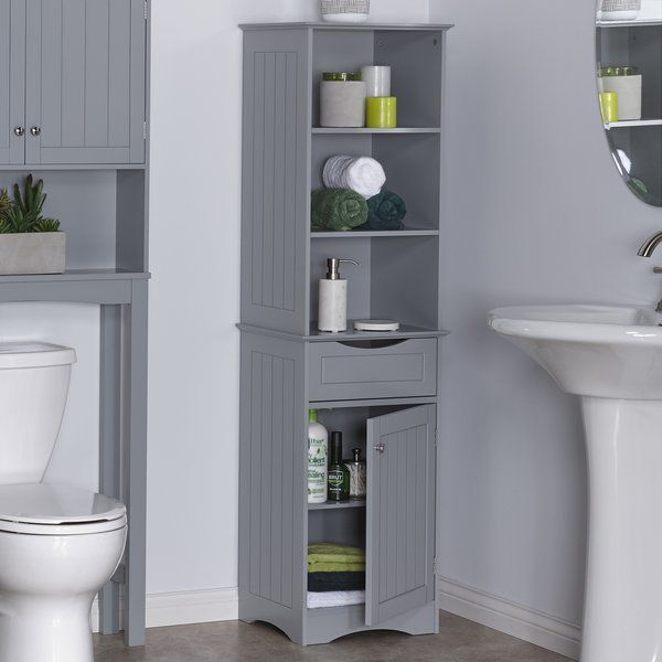36++ Tall bathroom cabinets free standing model