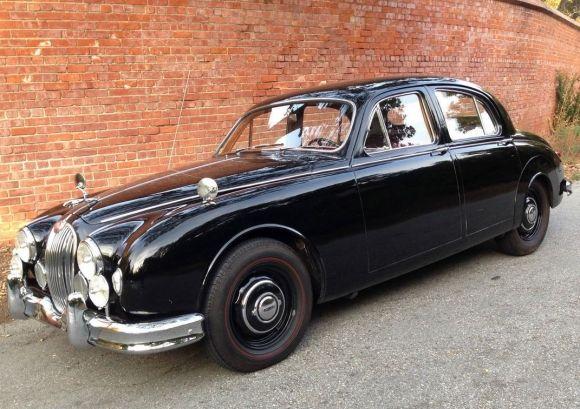the perfect spec: 1959 jaguar mki 3.4   british automotive heritage
