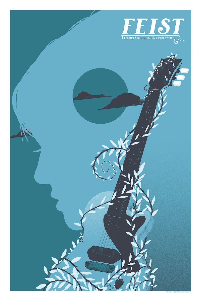 Feist Poster by Alexander Hanke | Pinterest