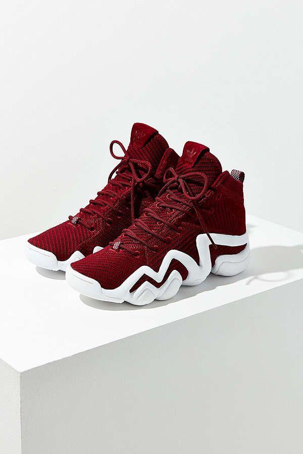 hot sale online 23015 b4371 Slide View 4 adidas Crazy 8 Primeknit Sneaker