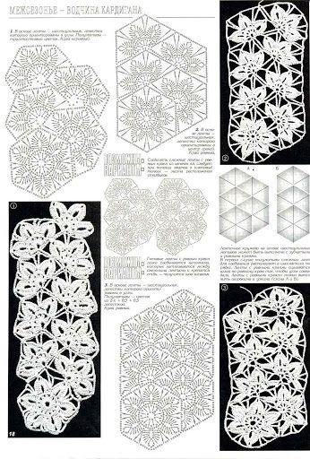 Häkeln - crochet - بالطوهات - mumy50 - Picasa-Webalben | Häkeln ...
