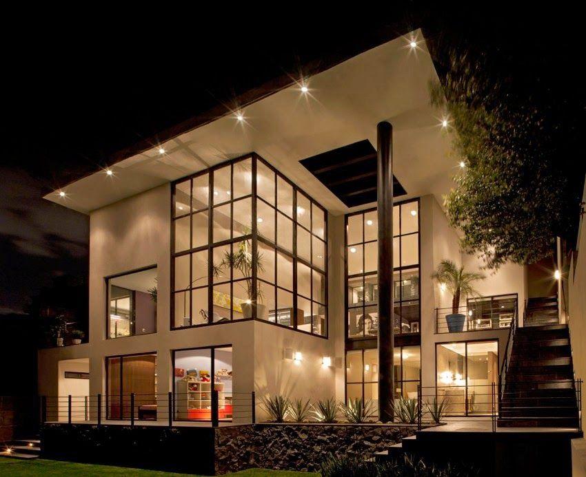 Dise o de interiores arquitectura residencia fa estilo - Diseno y arquitectura de interiores ...