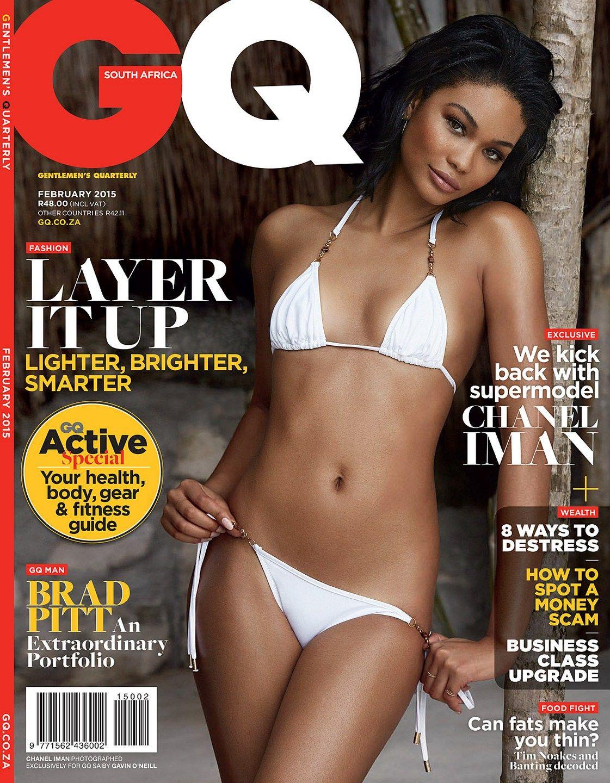 Chanel Iman: the global model