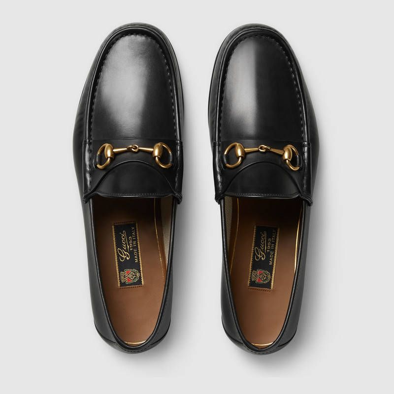 5131c9e7e 1953 Horsebit leather loafer in 2019 | Inspiration | Gucci horsebit ...