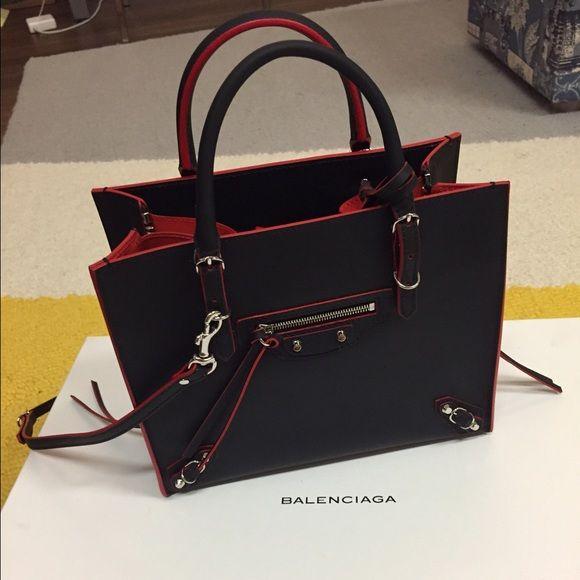 74e46805f45d Spotted while shopping on Poshmark  Balenciaga Papier Mini 2015 Limited  Edition!  poshmark  fashion  shopping  style  Balenciaga  Handbags
