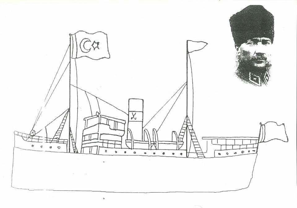 Sukran Bardakci Adlı Kullanıcının Atatürk 19 Mayis Panosundaki Pin