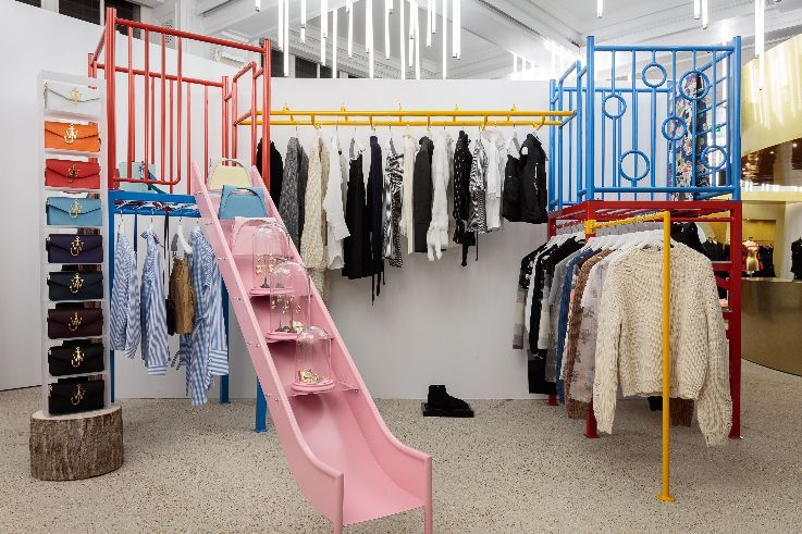 50 Best Concept Stores In The World Store Design Interior Concept Store Dover Street Market
