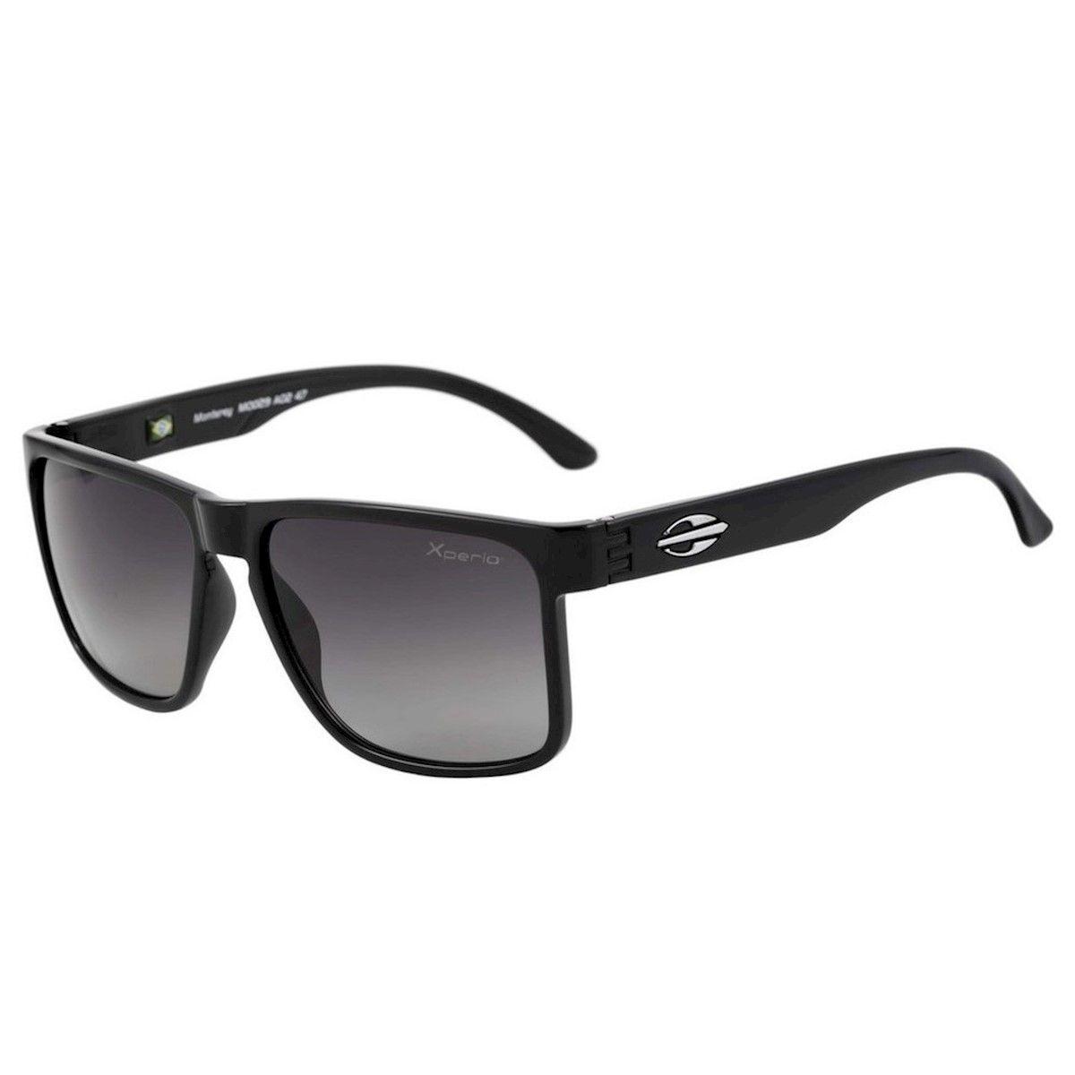 aeebc33b305f0 Óculos de Sol Mormaii Monterey Polarizado Preto Brilho » Óculos de Sol  Mormaii