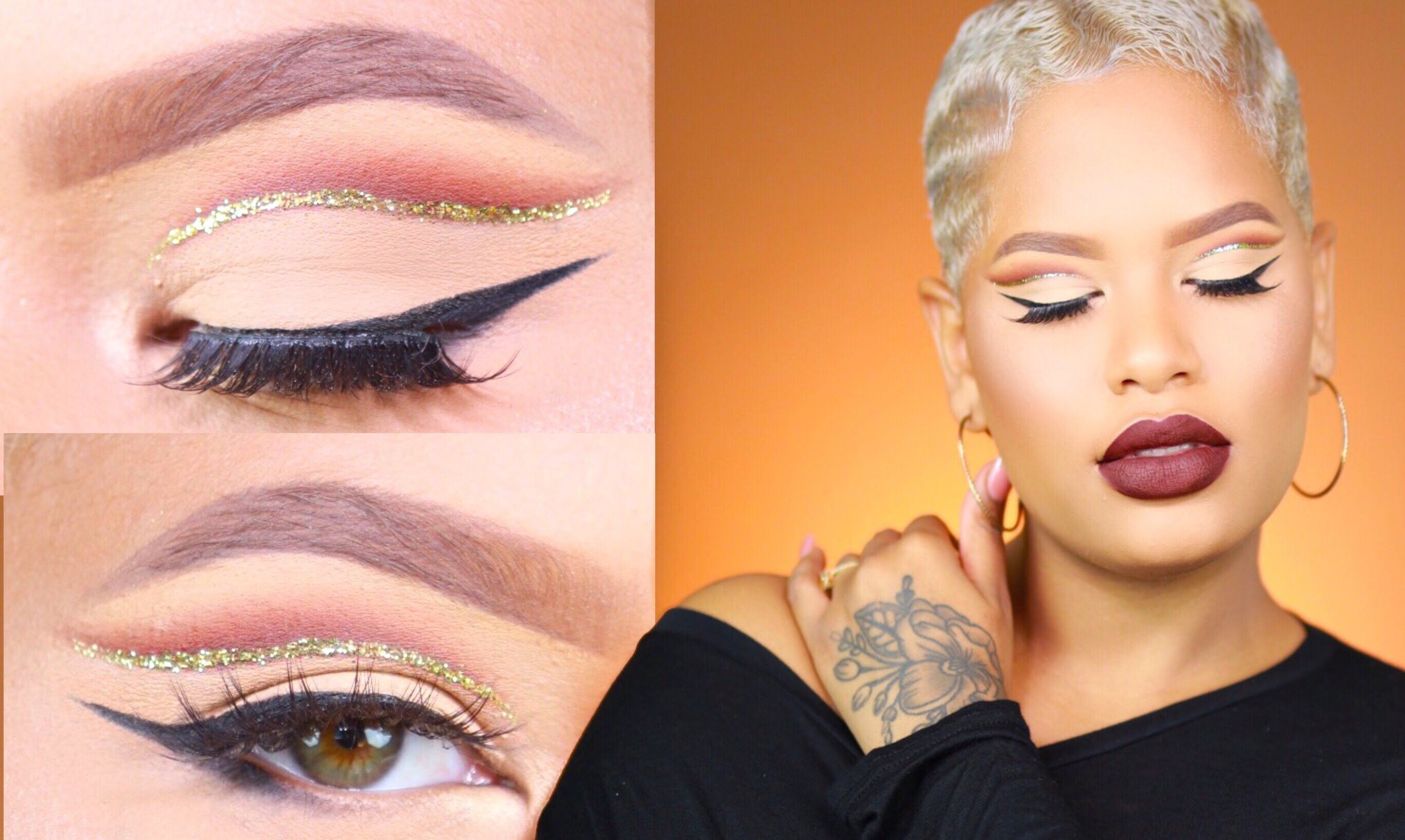 How to cut crease for hooded eyes alissa ashley hooded eye alissa ashley hooded eye makeup baditri Choice Image