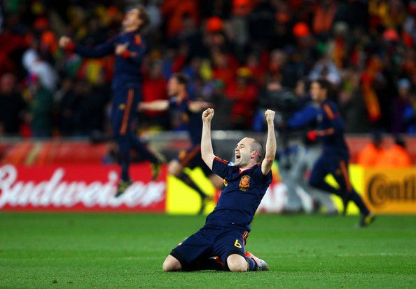 Andres Iniesta Photos Photos Netherlands V Spain 2010 Fifa World Cup Final Iniesta Andres Iniesta World Cup