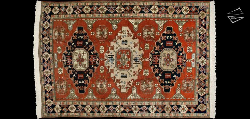 9 13 Persian Meshkin Rug Rugs On Carpet Rugs Large Rugs