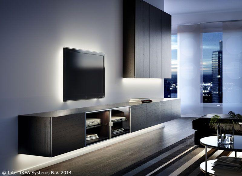 Osvjetljenje Uvijek Daje Novu Perspektivu Tvojoj Dnevnoj Sobi Classy Living Room Tv Cabinet Designs Decorating Inspiration