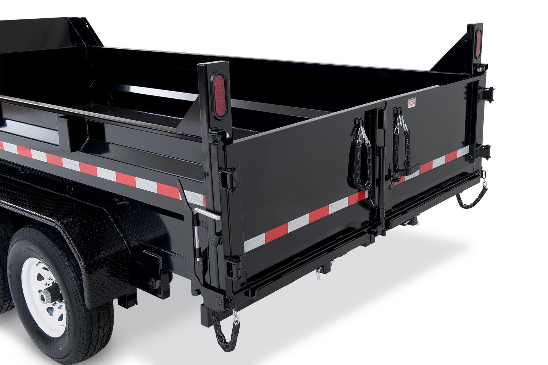 small resolution of sure trac heavy duty low profile dump sure trac sure trac trailers