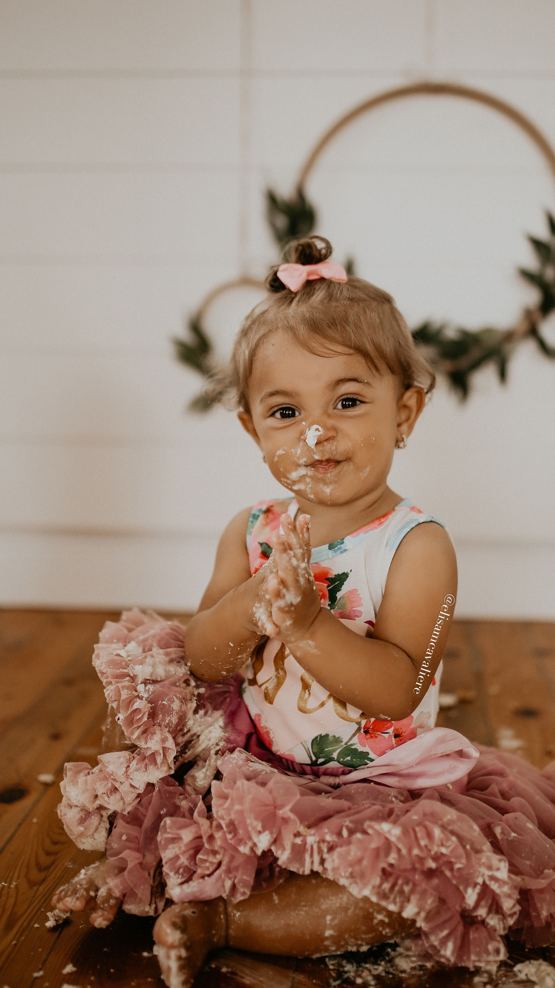 32+ Baby girl cake smash outfit ideas