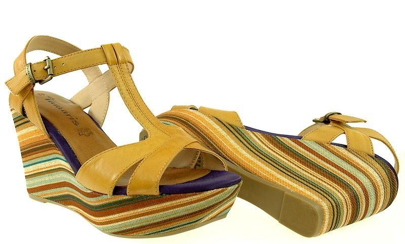 Koturny Tamaris Shoes Sandals Fashion