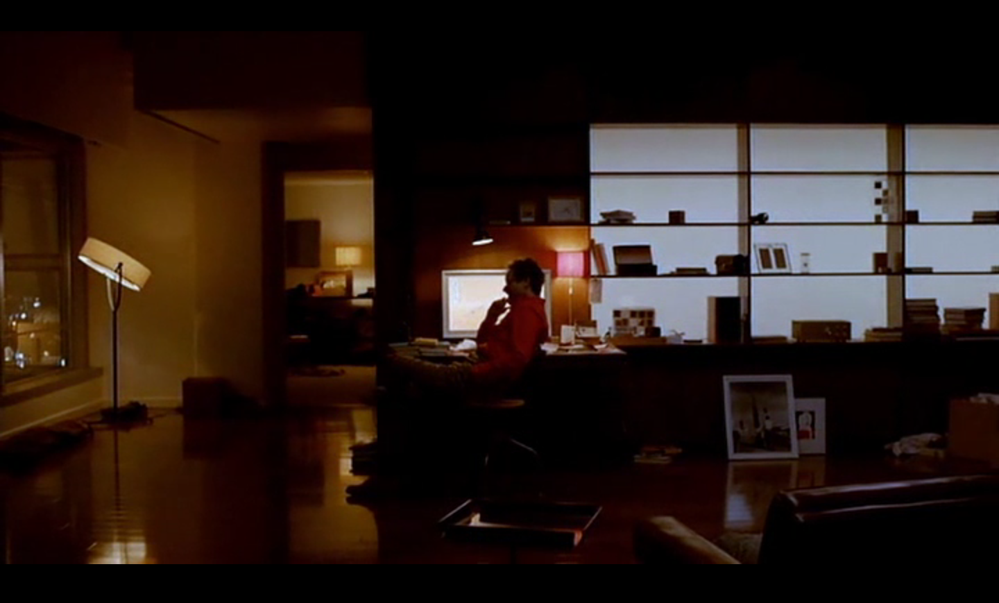 Awesome Lighting In Apartment From The Movie Her By Spike