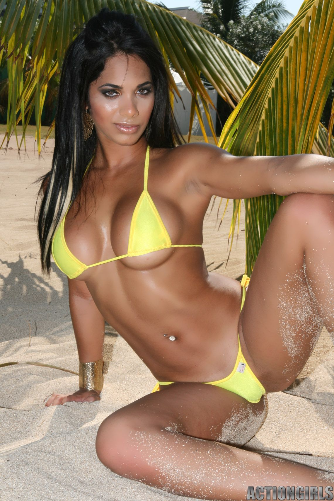 Opinion you Juliet cabrera bikini more than