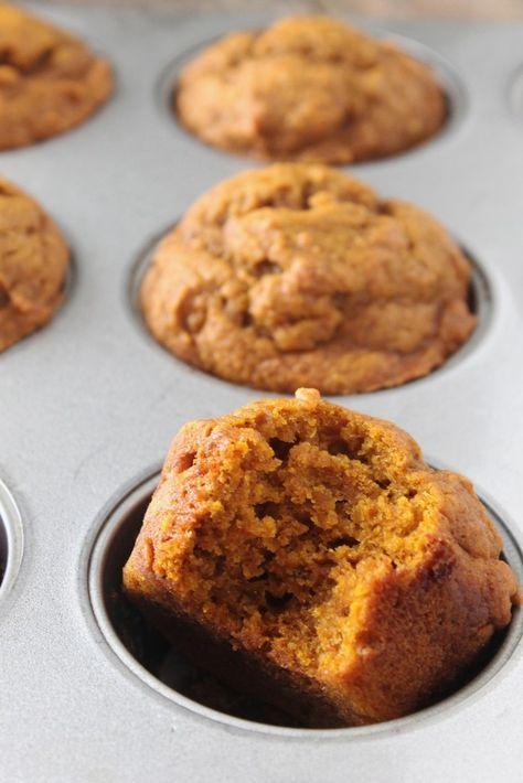 The Best Pumpkin Muffins (Ever) #pumpkinmuffins