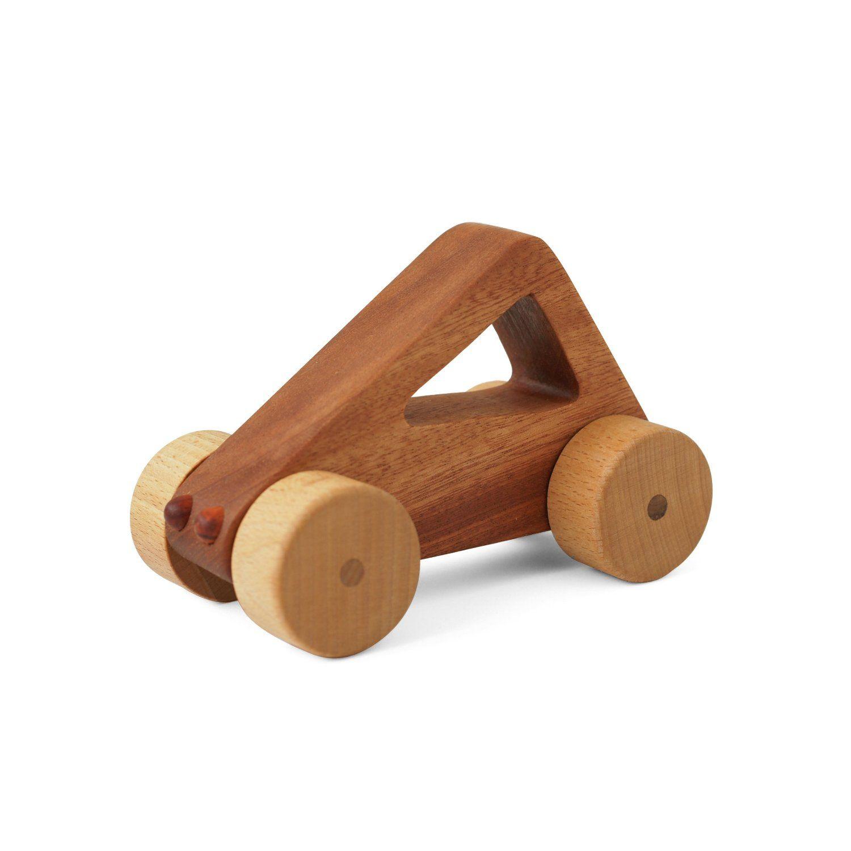 amazon: soopsori shape car triangle: toys & games | wood