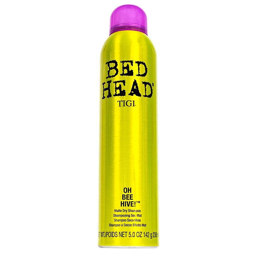 Tigi Bed Head Oh Bee Hive Matte Dry Shampoo Dry Shampoo Bed Head Bee Hive