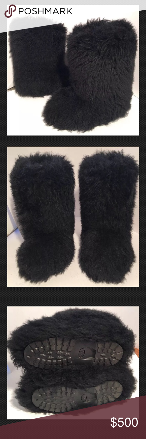 3414686d8c1 hot ugg fluff momma fur boots 5582f d6243