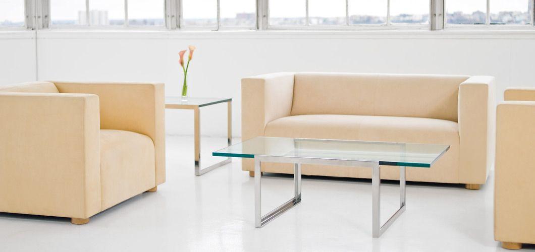 Knoll Shelton Mindel Coffee Table by Shelton Mindel and Associates