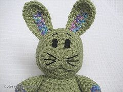 Ravelry: Sniffles the Bunny pattern by Hooked on Fauna