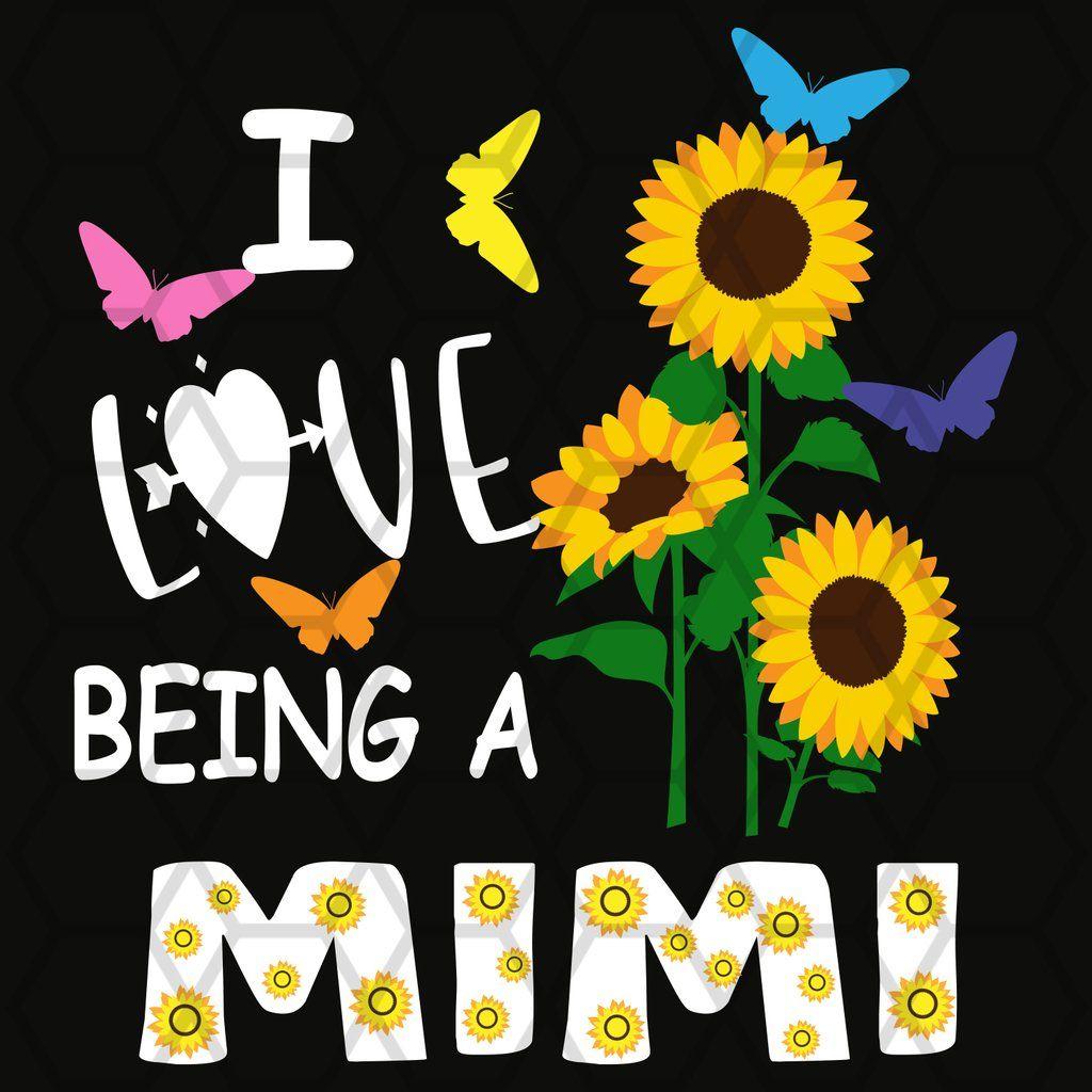 Download I love being mimi, mimi, mimi gift, gift for mimi, mimi ...