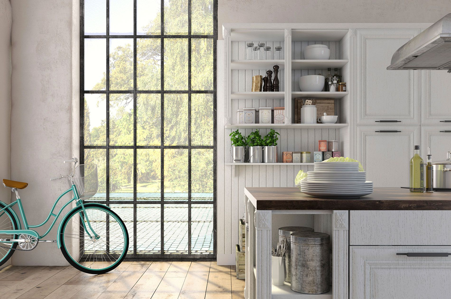 mein stil: die schönsten einrichtungsstile | küchen-ideen & wohn ... - Einrichtungsstile Ideen