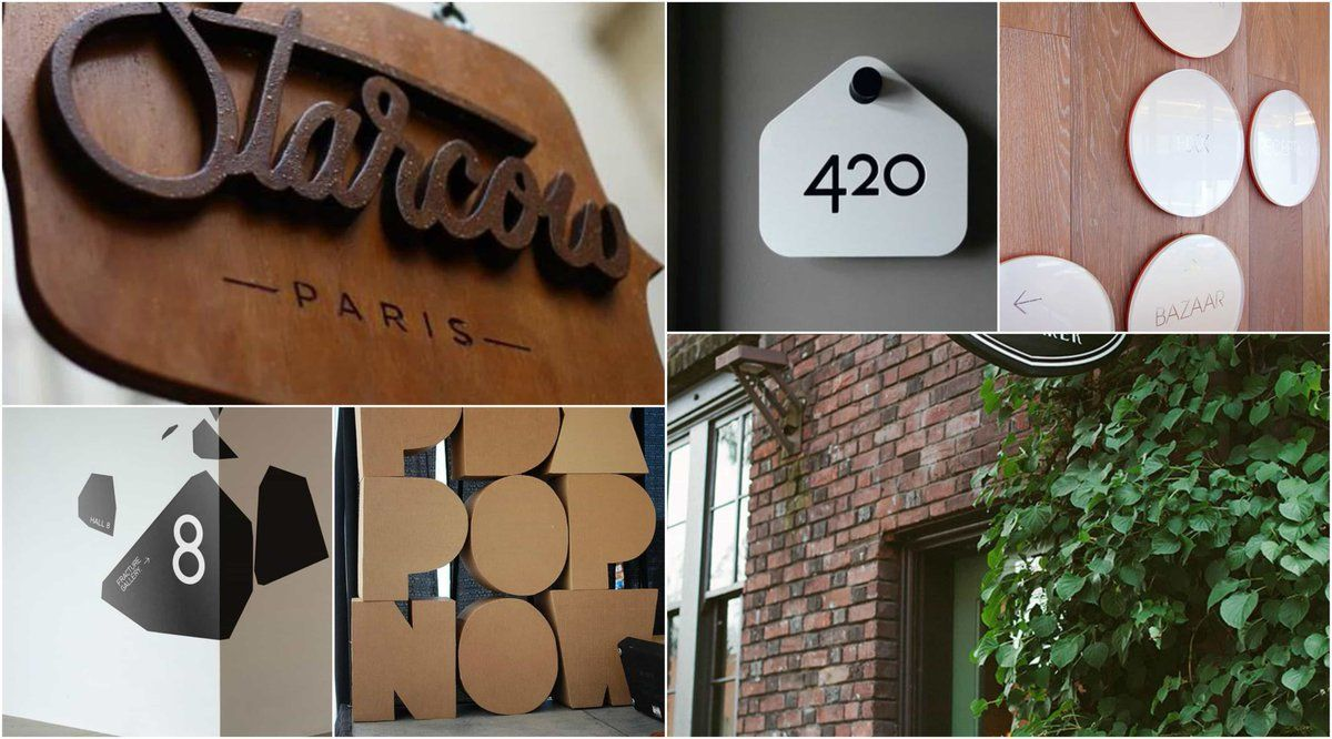 100 Classy Signage Design Ideas for Your Small Business | Articles ...