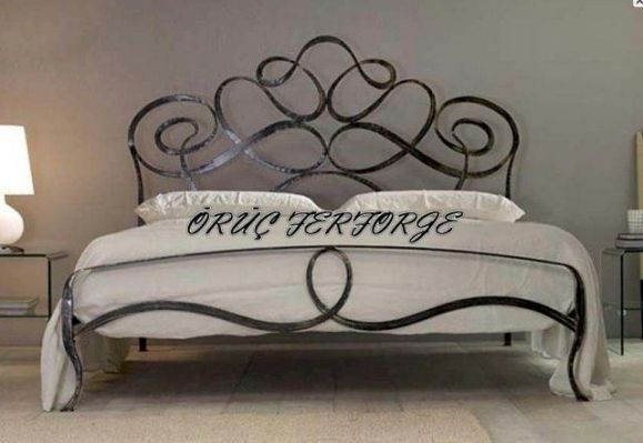 black wrought iron king size bed frame home white queen double antique brass