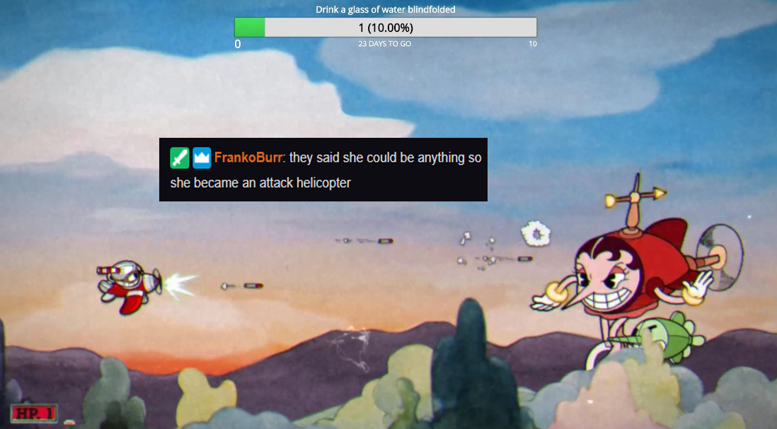 Twitch chat on Cuphead (With images) Twitch, Games