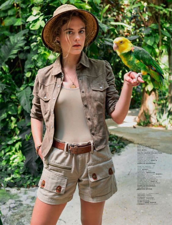 Safari Kostum Selber Machen Halloween Costumes Safari Costume
