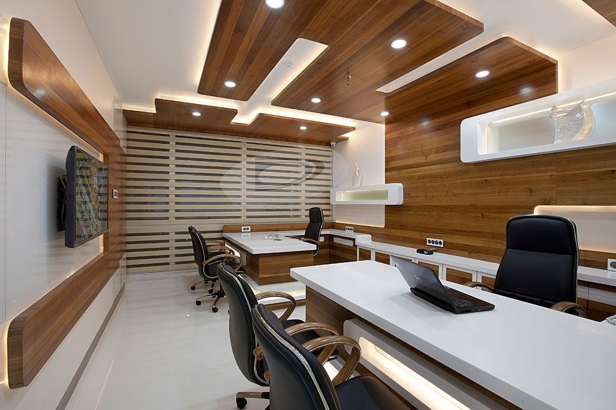 Officej Office Cabin Design Corporate Office Design Modern