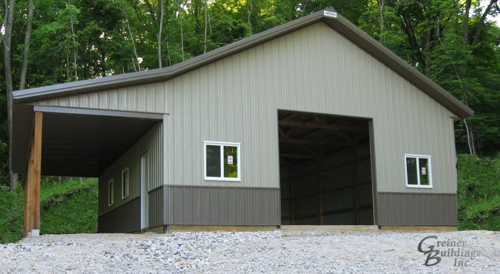 Residential Storage & Hobby Shops in Iowa and Illinois
