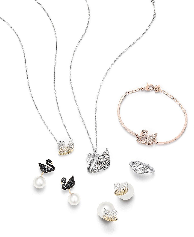 0bab2a0a4 Swarovski Swan Collection Jewelry & Watches - Fashion Jewelry - Macy's