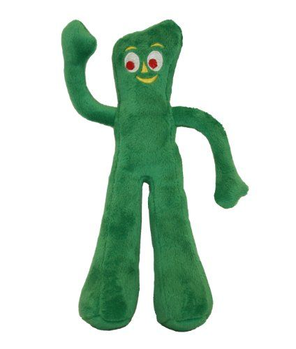 Multipet Gumby Dog Toy Toy Puppies Dog Toys Dog Chew Toys