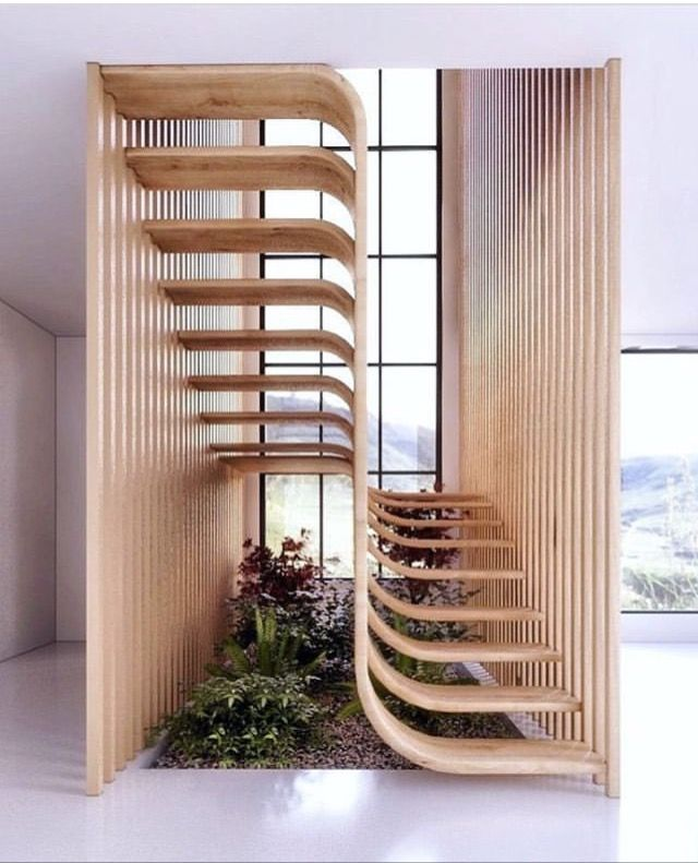 Best Duplex Stairs Farahi House By Eisa Ghasemian House 640 x 480
