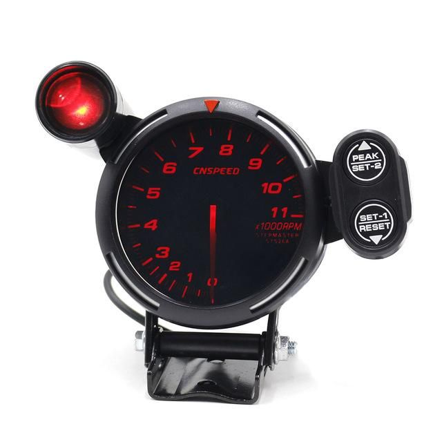 3/34 inch - 11,000 rpm Tachometer With Red/Blue/White Light | Cool