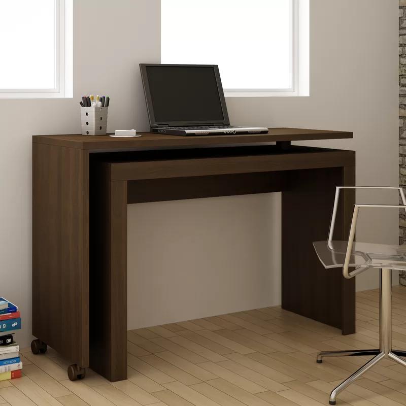 Althea LShape Desk in 2020 L shaped desk, Manhattan