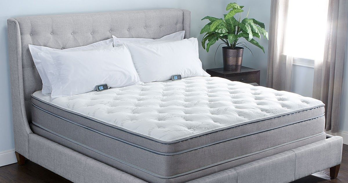 Sleep Number P6 Bed Compared To Personal Comfort A6 Number Bed