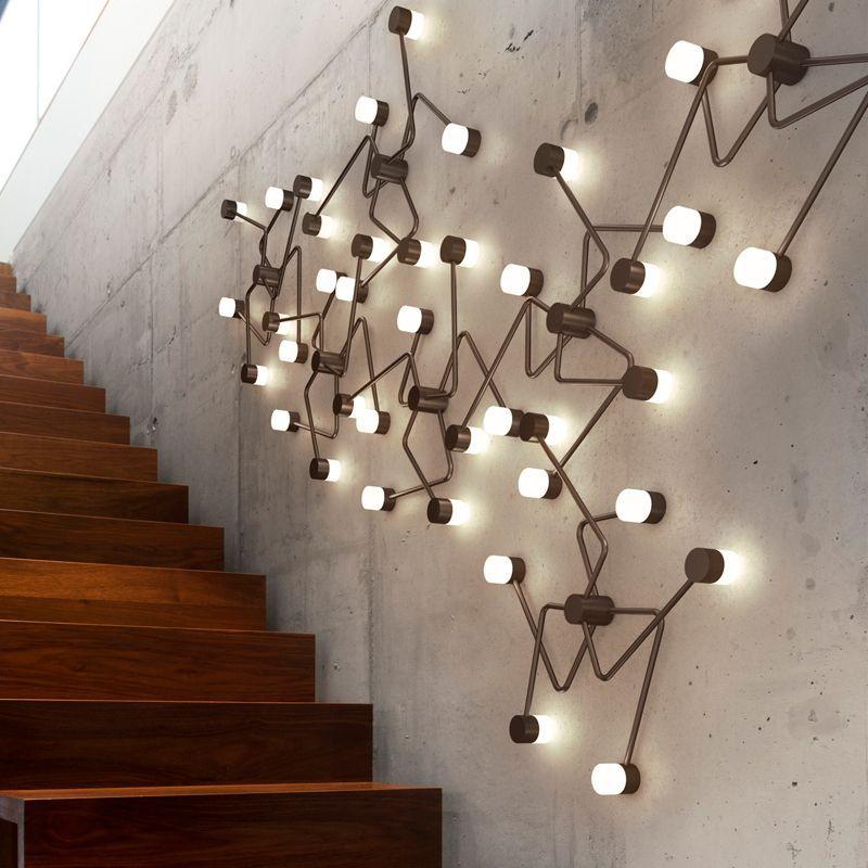 Constellation Wall Light By Cvl Lighting Switch Modern