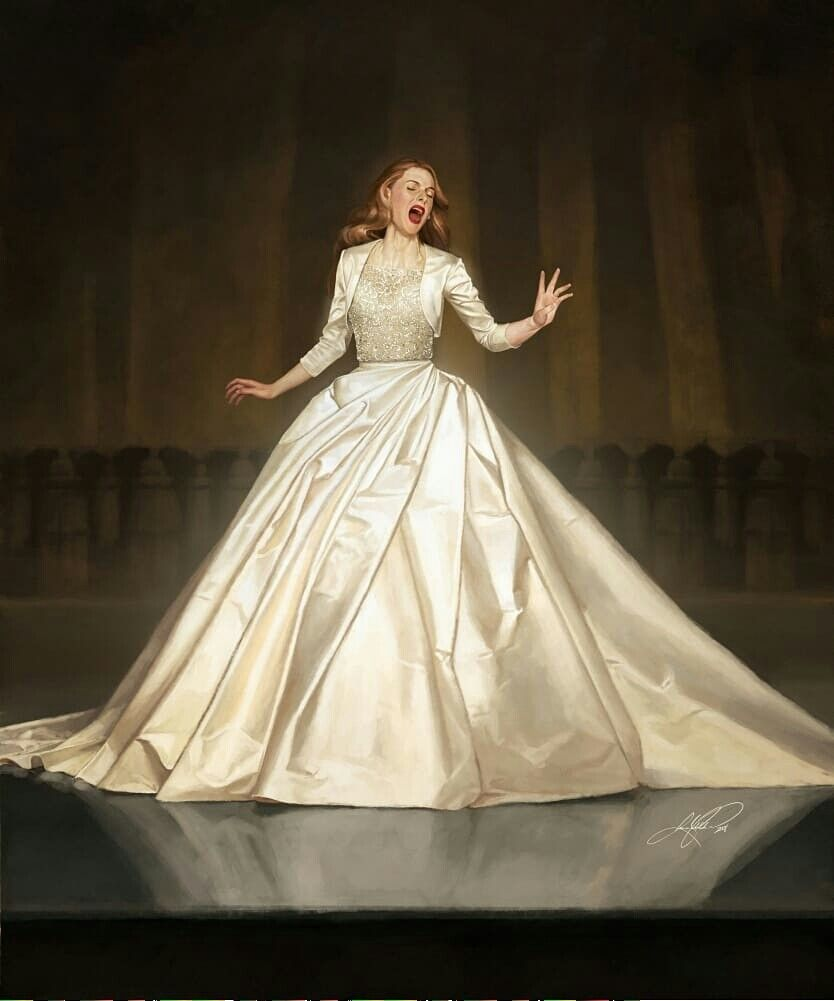 Image result for jenny lind dress greatest showman | Makhenna wedding in 2019 | The Greatest ...