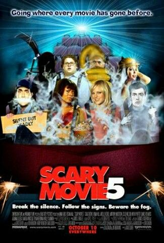 Scary Movie 5 Movie Poster Scary Movie 5 Scary Movies Movies Online