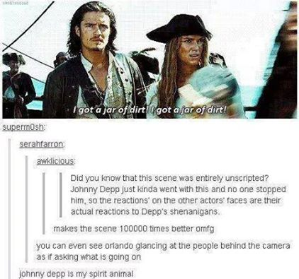 Awesome Johnny Depp