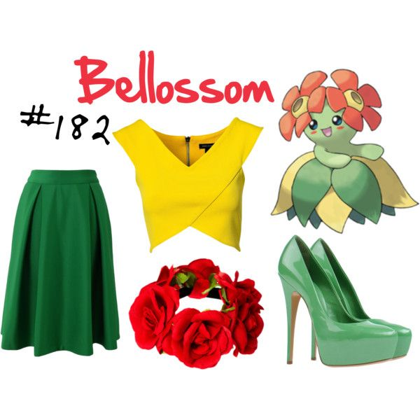 """Bellossom #182"" by abbykins013 on Polyvore"