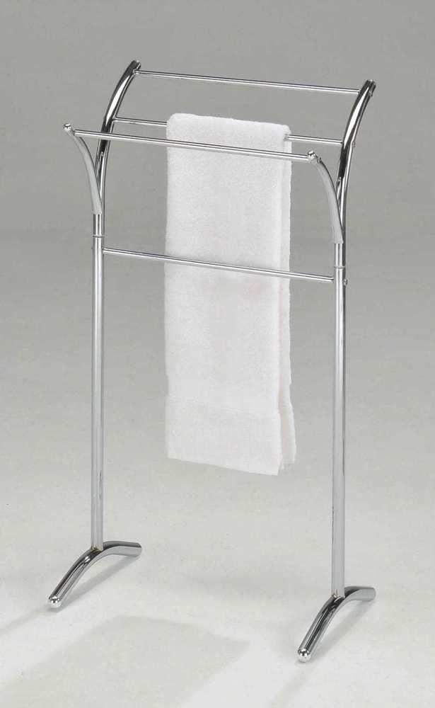 Large Towel Rack Stand Drying Rack Hanging Bathroom Laundry Towel