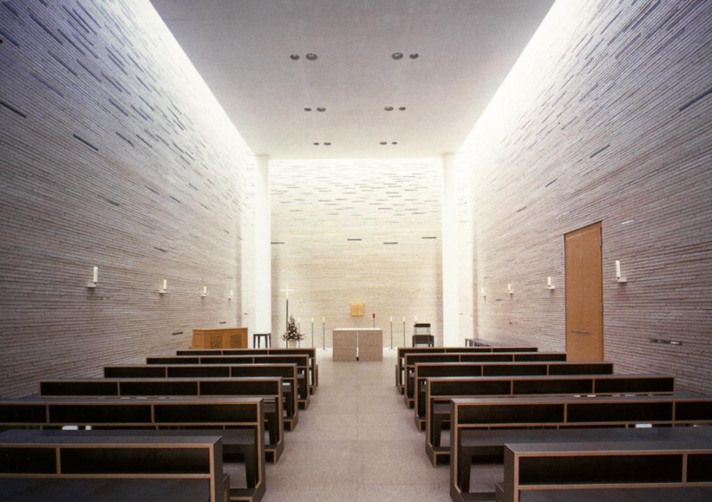 Hoger Hare Architects - Catholic Academy Berlin